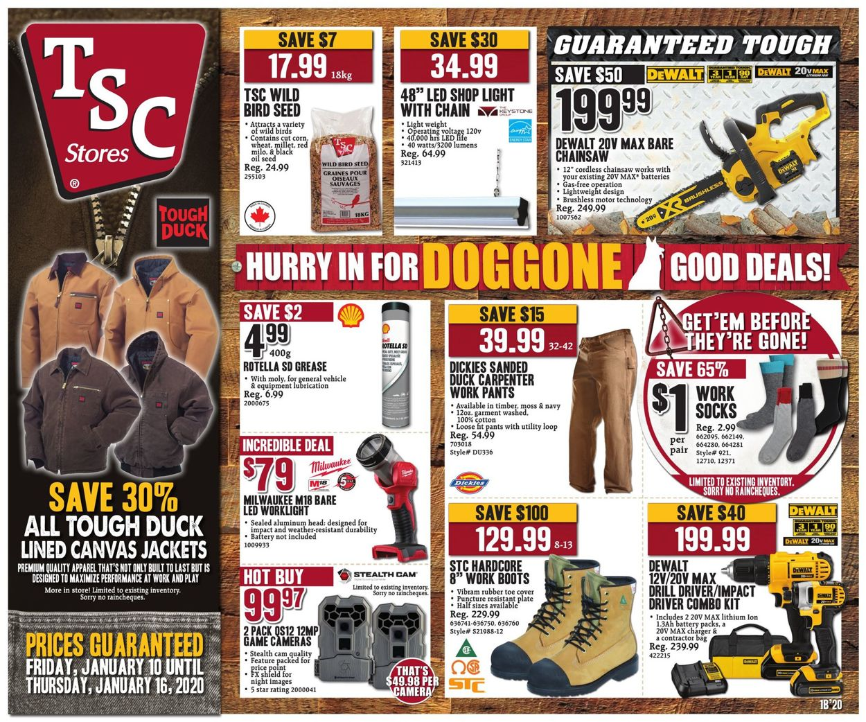 TSC Stores Flyer - 01/10-01/16/2020 (Page 3)