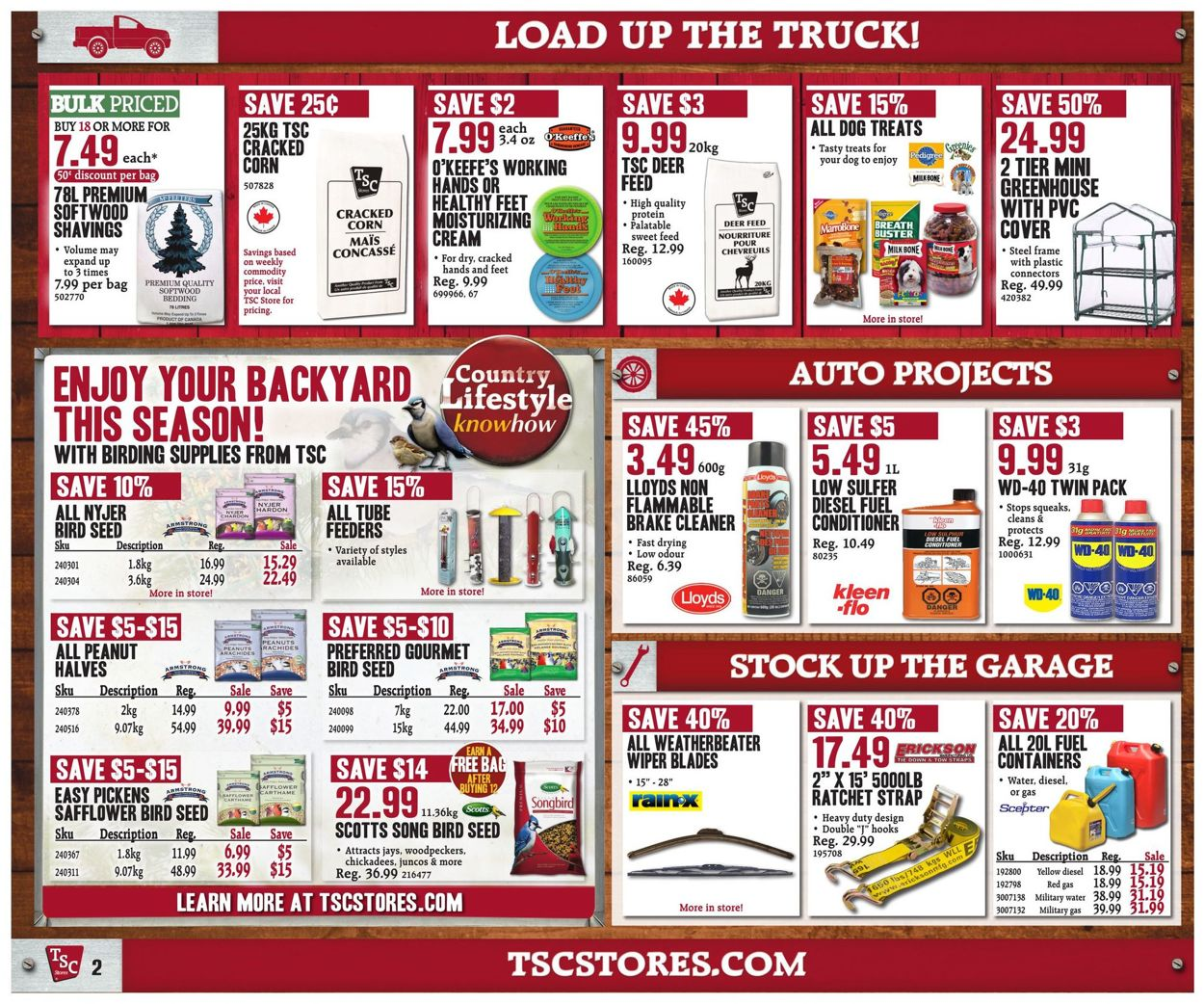 TSC Stores Flyer - 01/10-01/16/2020 (Page 4)