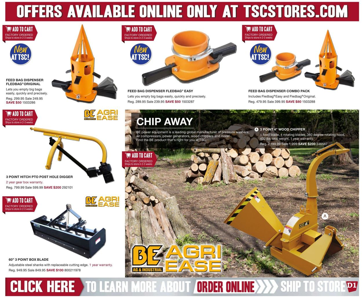 TSC Stores Flyer - 01/10-01/16/2020 (Page 11)