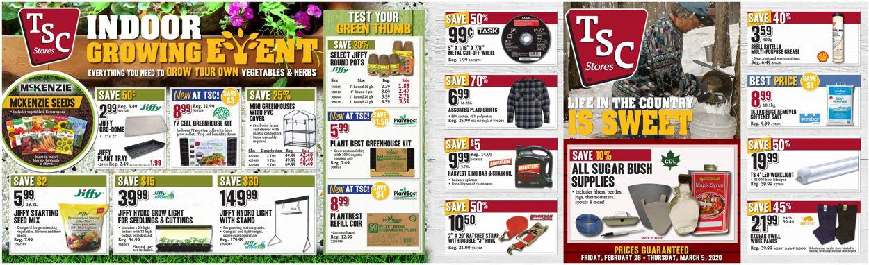 TSC Stores Flyer - 02/28-03/05/2020