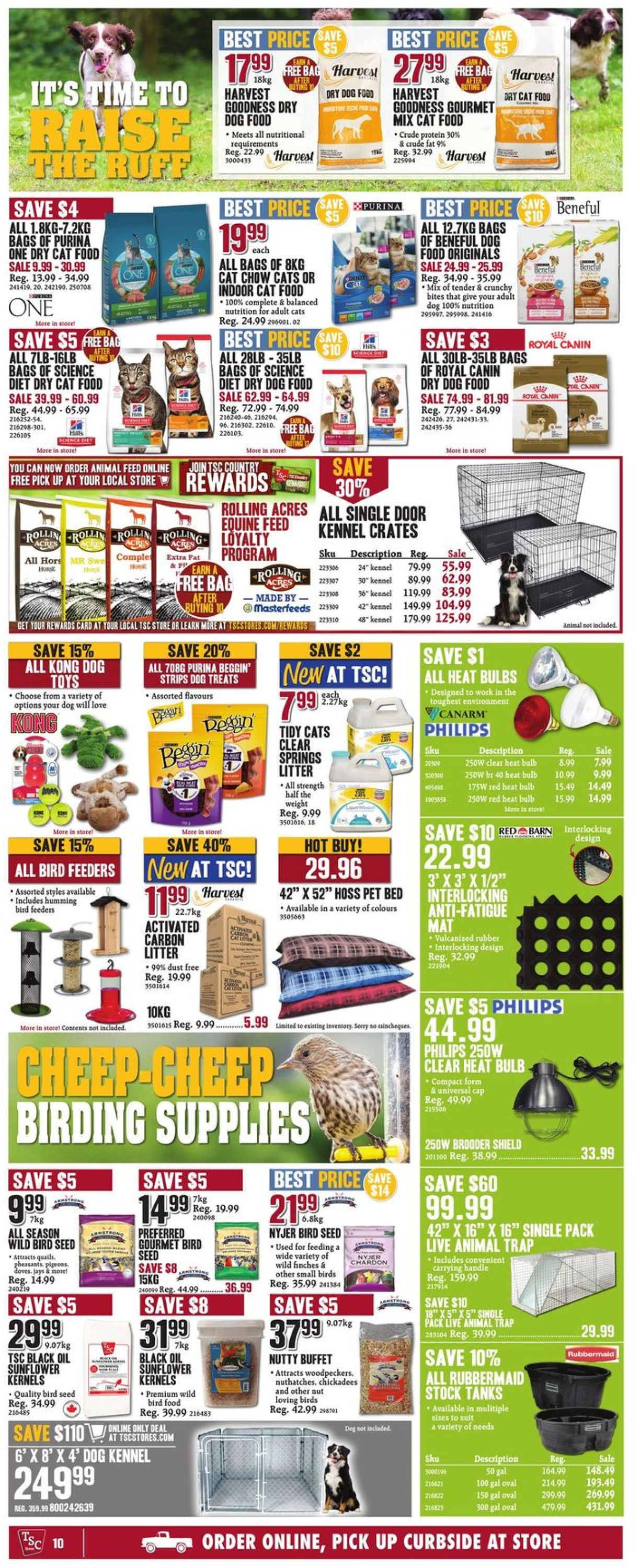 TSC Stores Flyer - 05/07-05/13/2020 (Page 10)