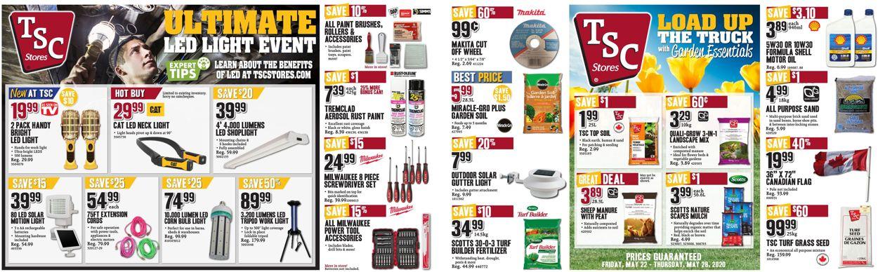 TSC Stores Flyer - 05/22-05/28/2020