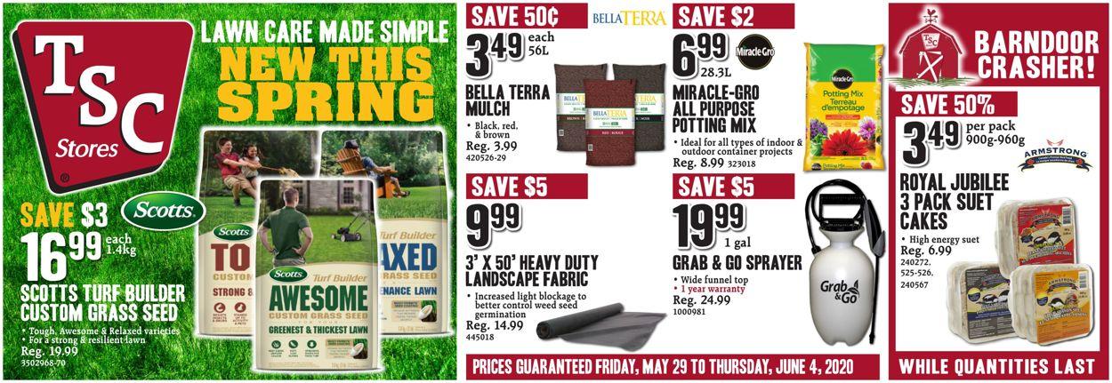TSC Stores Flyer - 05/29-06/04/2020