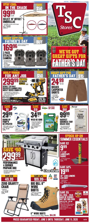 TSC Stores Flyer - 06/05-06/11/2020