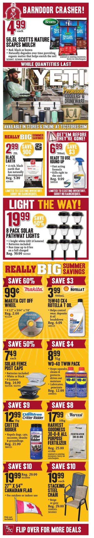 TSC Stores Flyer - 06/19-06/24/2020