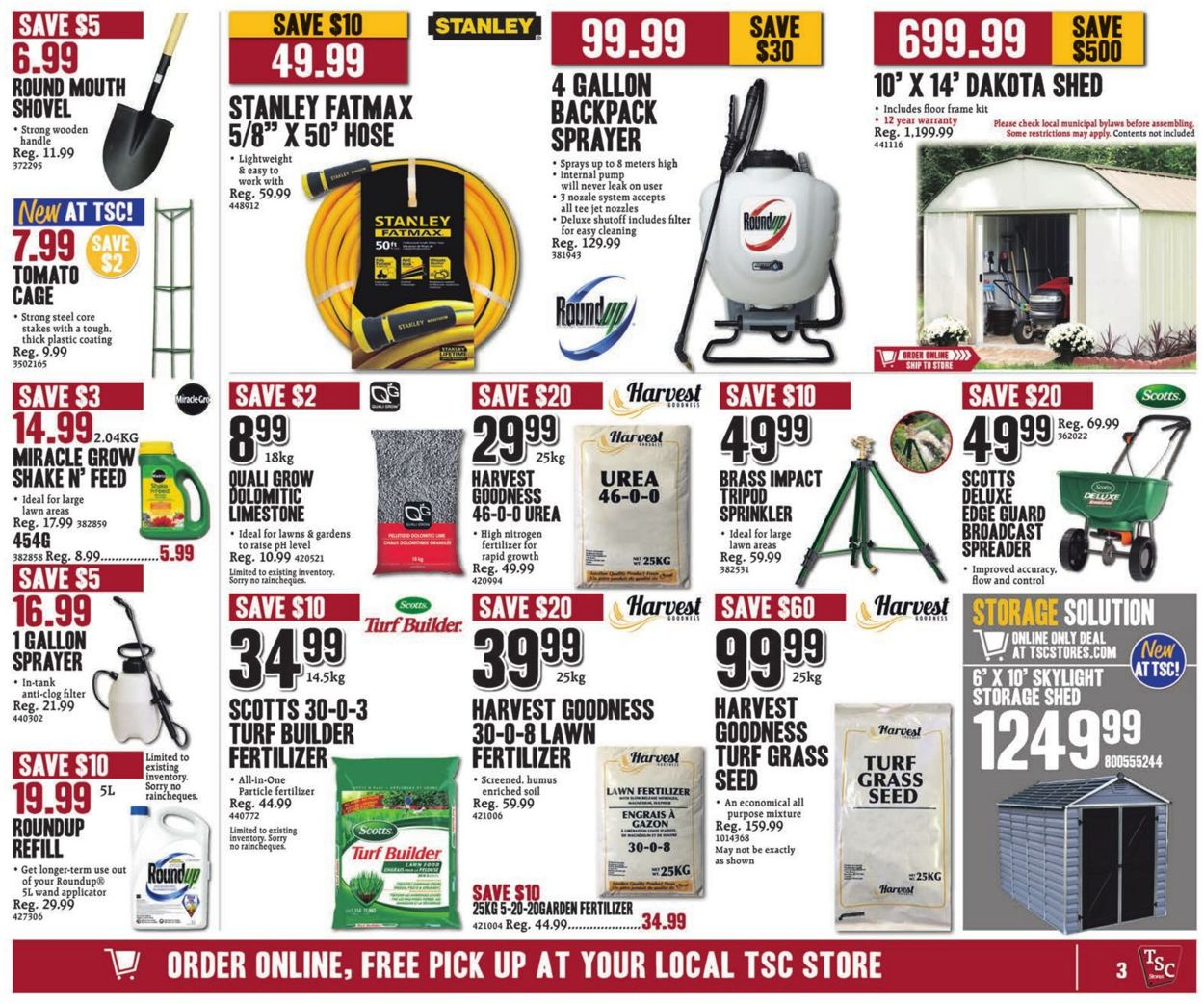 TSC Stores Flyer - 06/25-07/02/2020 (Page 9)