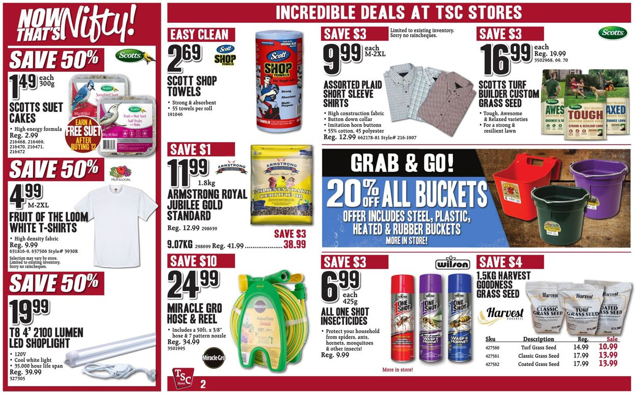 TSC Stores Flyer - 07/03-07/09/2020 (Page 2)