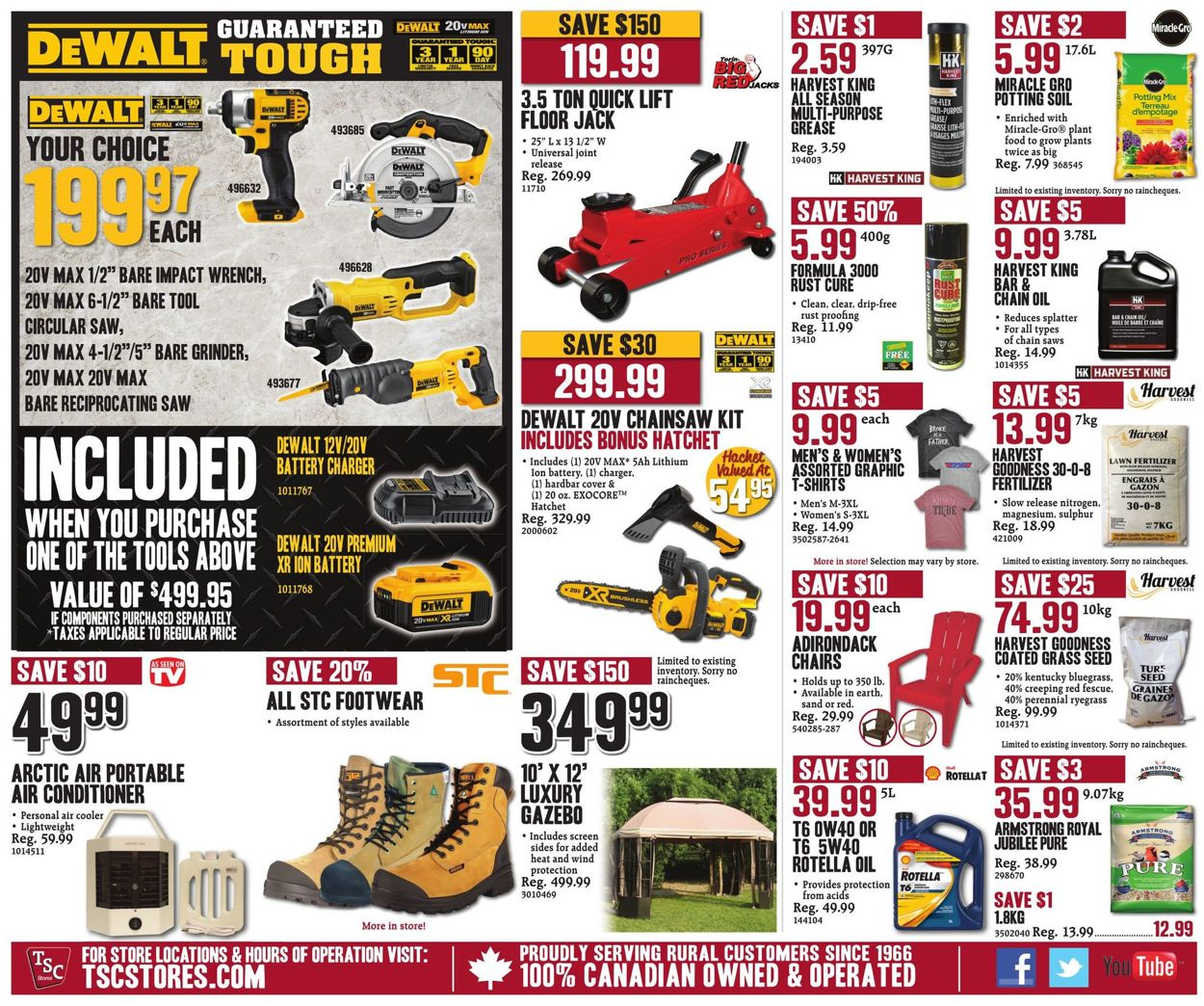 TSC Stores Flyer - 07/03-07/09/2020 (Page 16)