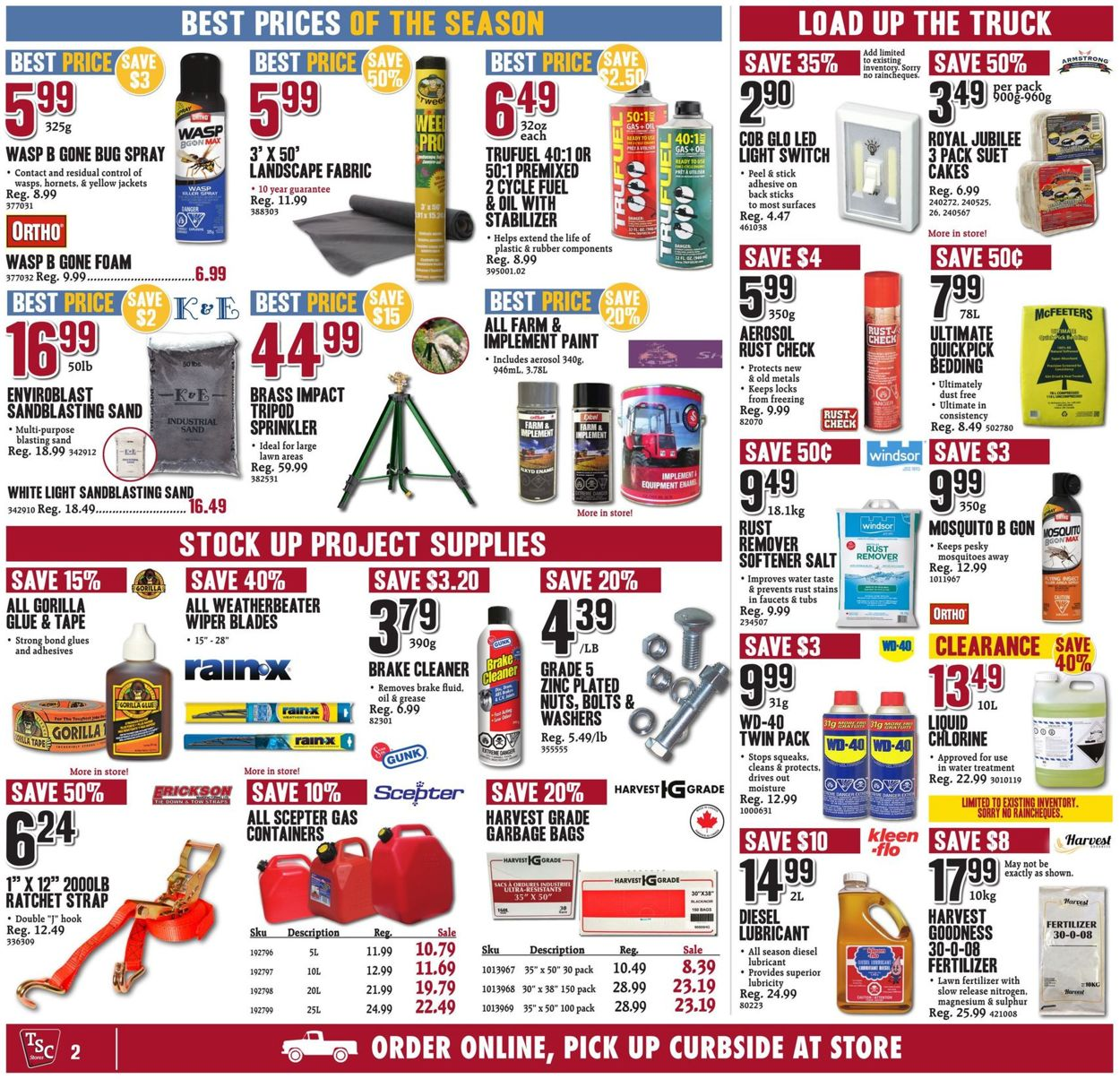 TSC Stores Flyer - 07/10-07/16/2020 (Page 2)