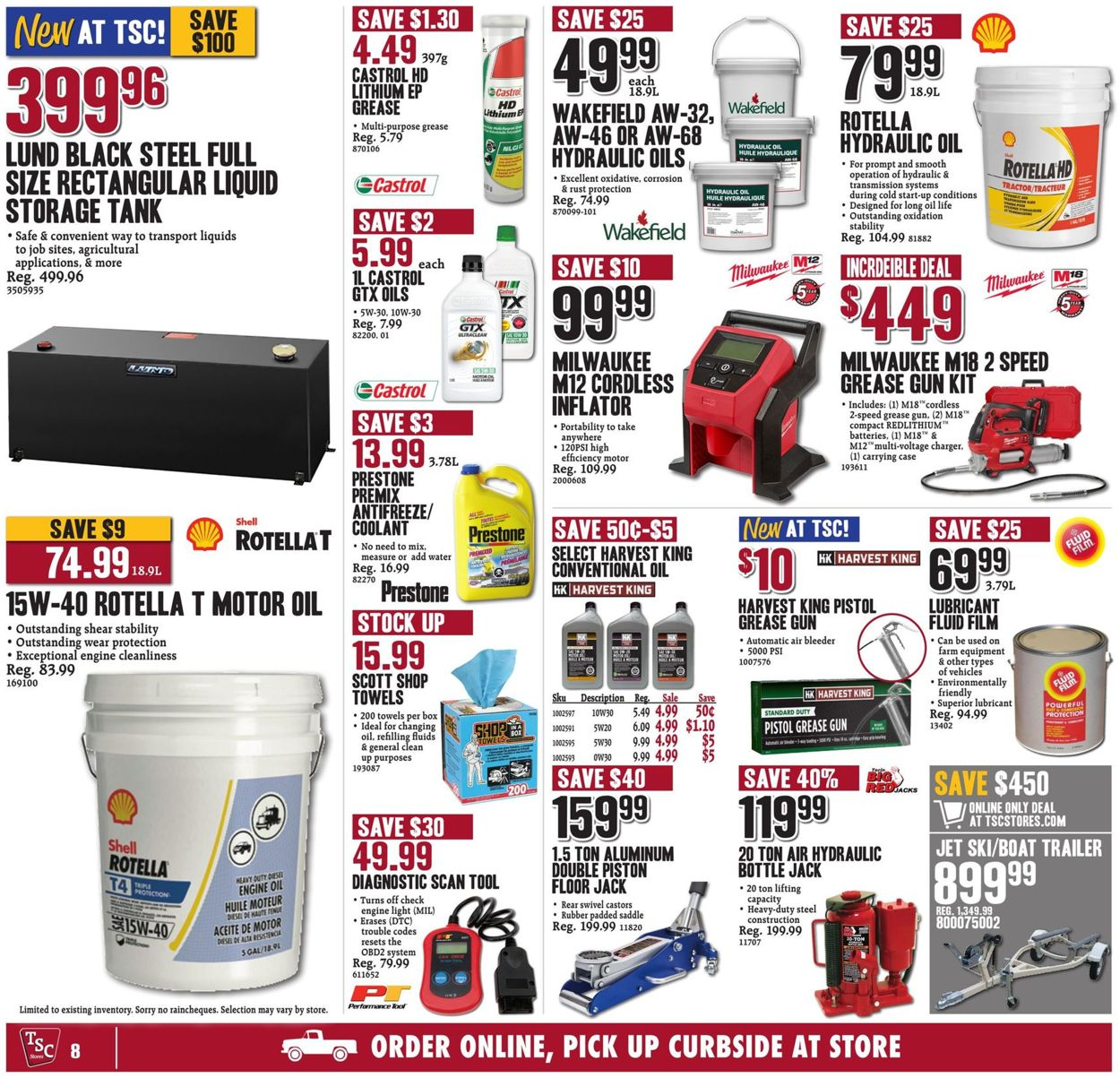 TSC Stores Flyer - 07/10-07/16/2020 (Page 8)