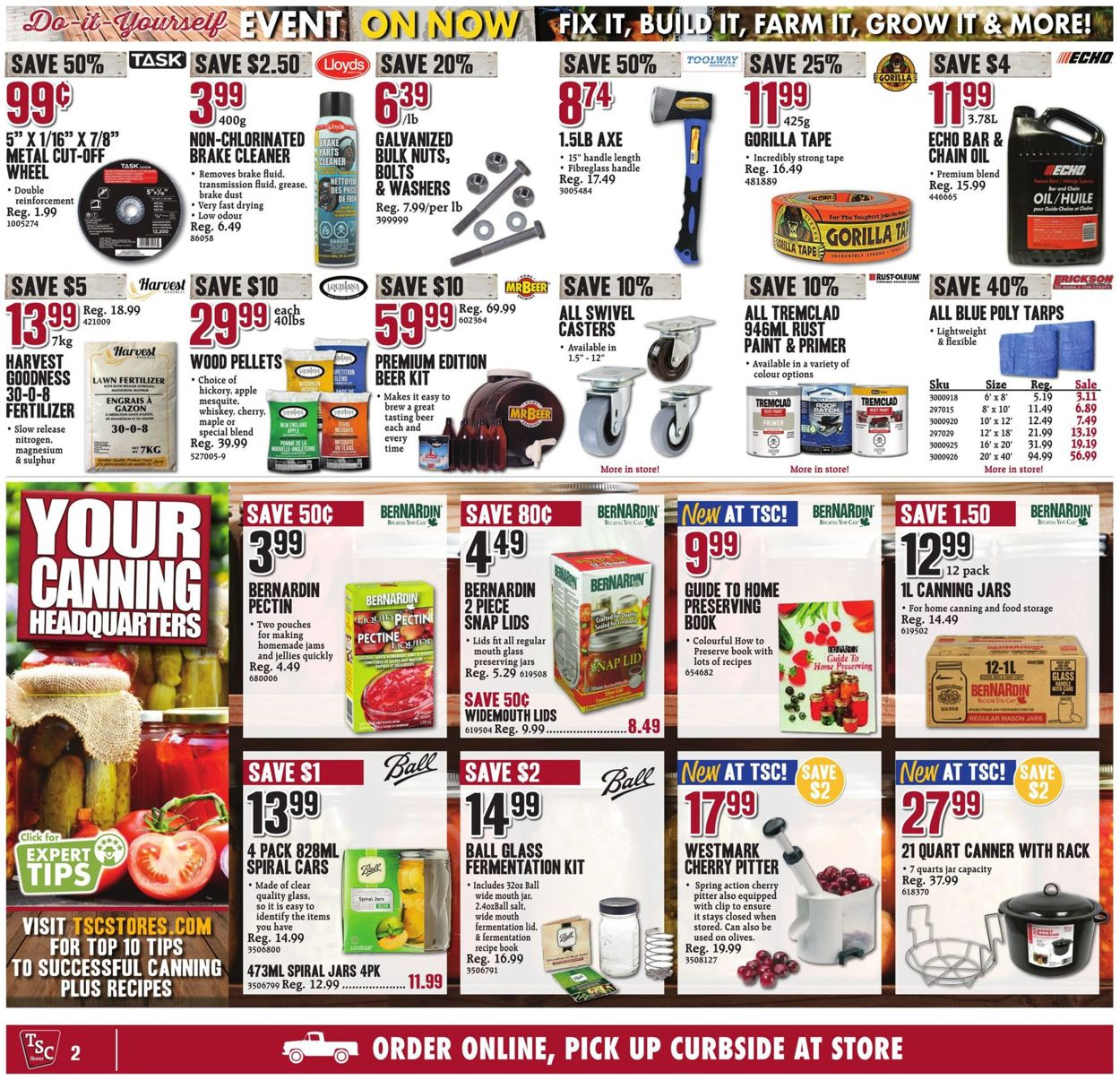 TSC Stores Flyer - 07/17-07/22/2020 (Page 2)