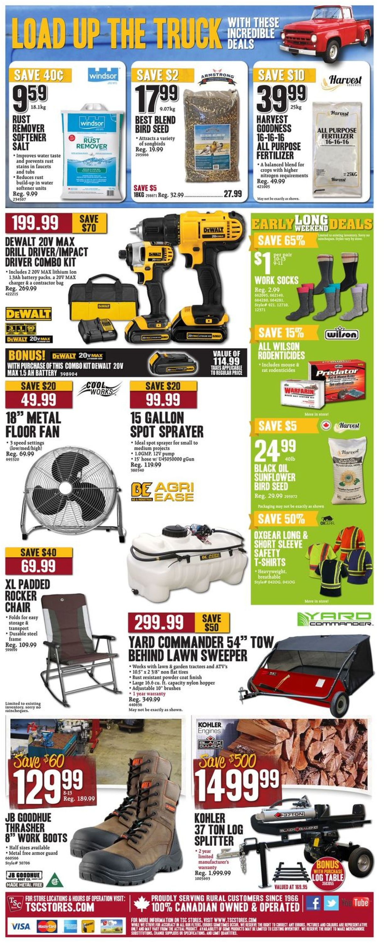 TSC Stores Flyer - 07/23-07/29/2020 (Page 10)