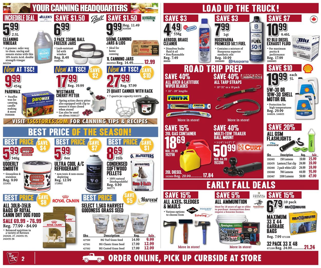 TSC Stores Flyer - 07/30-08/06/2020 (Page 8)