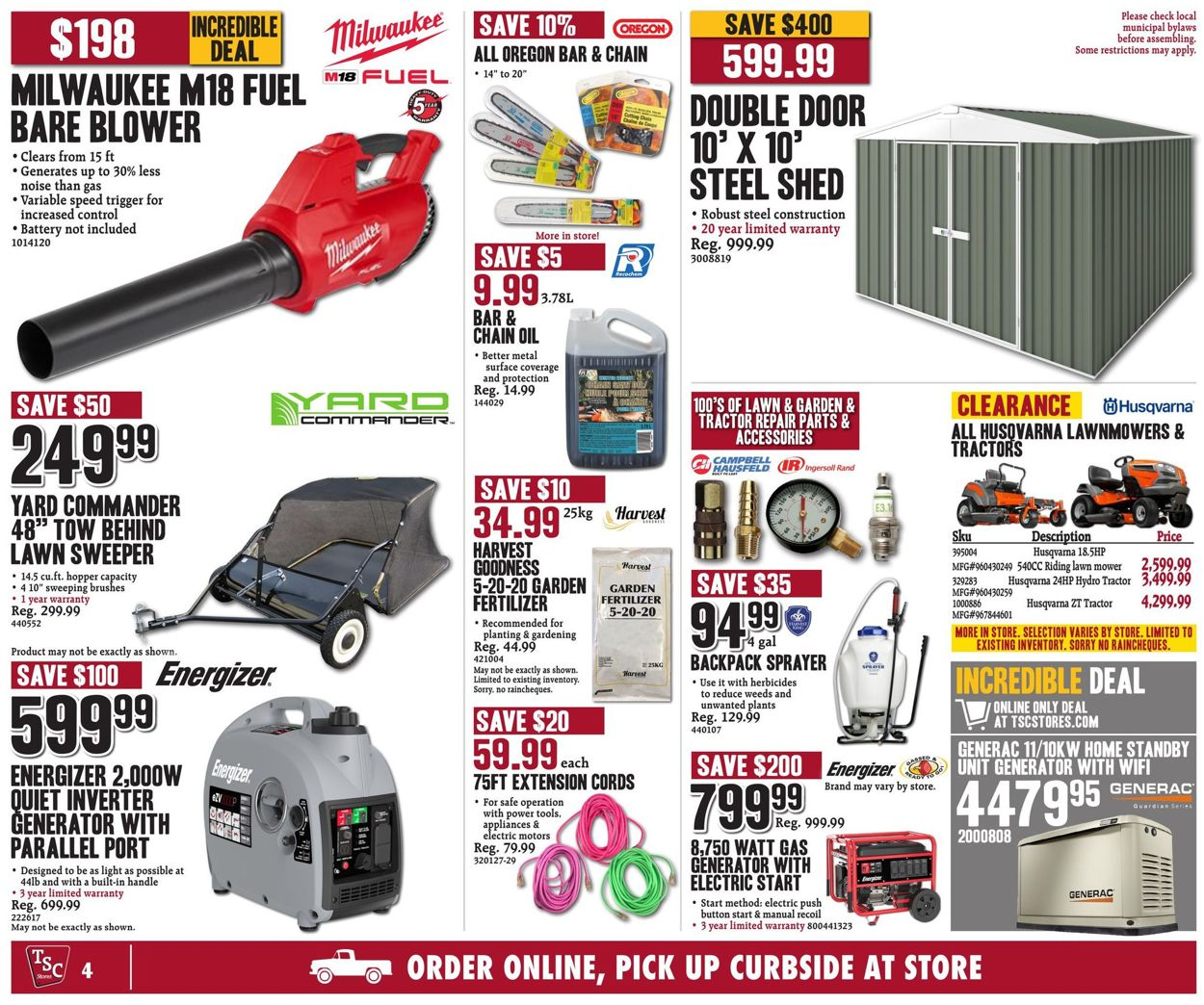 TSC Stores Flyer - 07/30-08/06/2020 (Page 10)