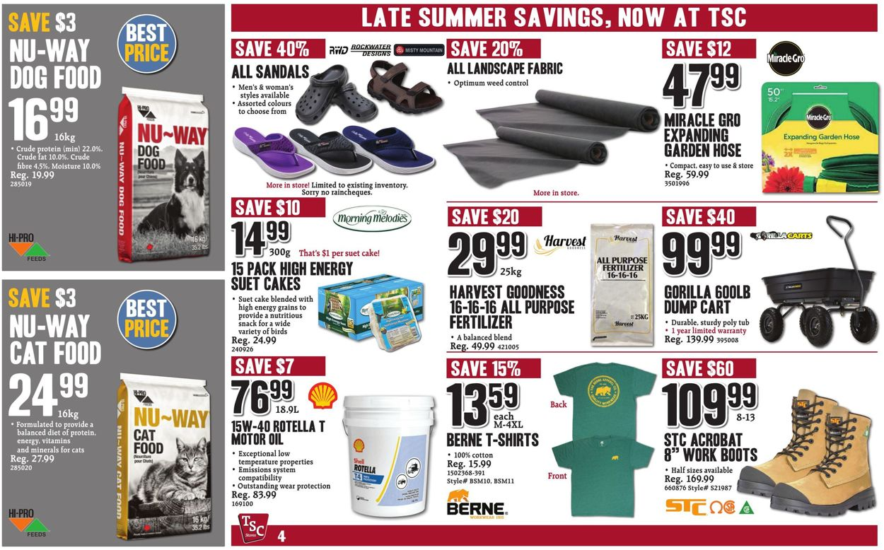 TSC Stores Flyer - 08/07-08/13/2020 (Page 3)