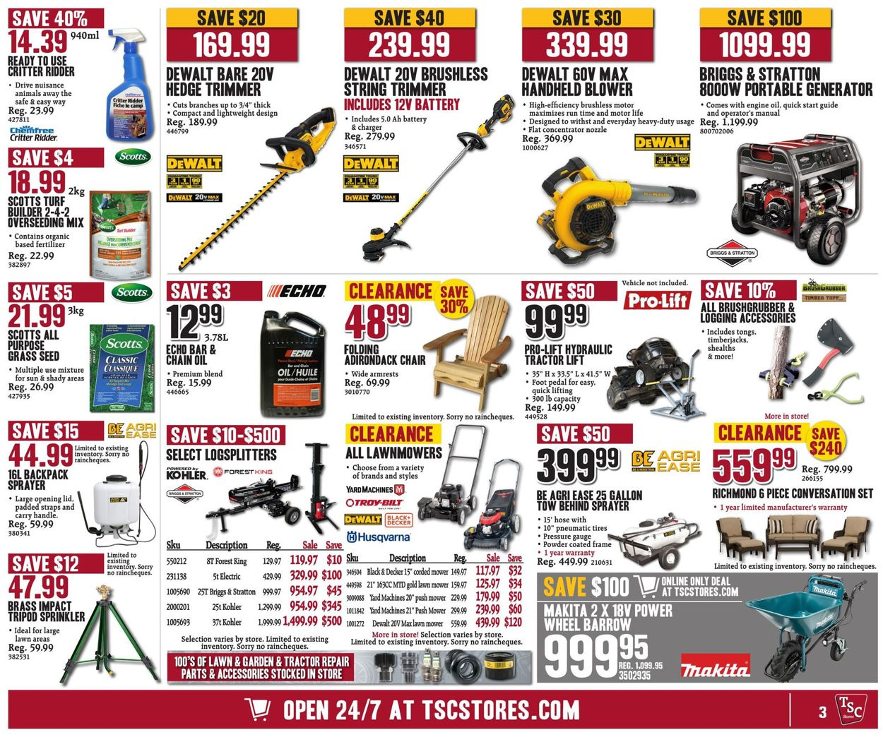 TSC Stores Flyer - 08/07-08/13/2020 (Page 6)