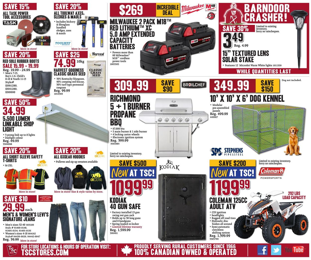 TSC Stores Flyer - 08/07-08/13/2020 (Page 11)