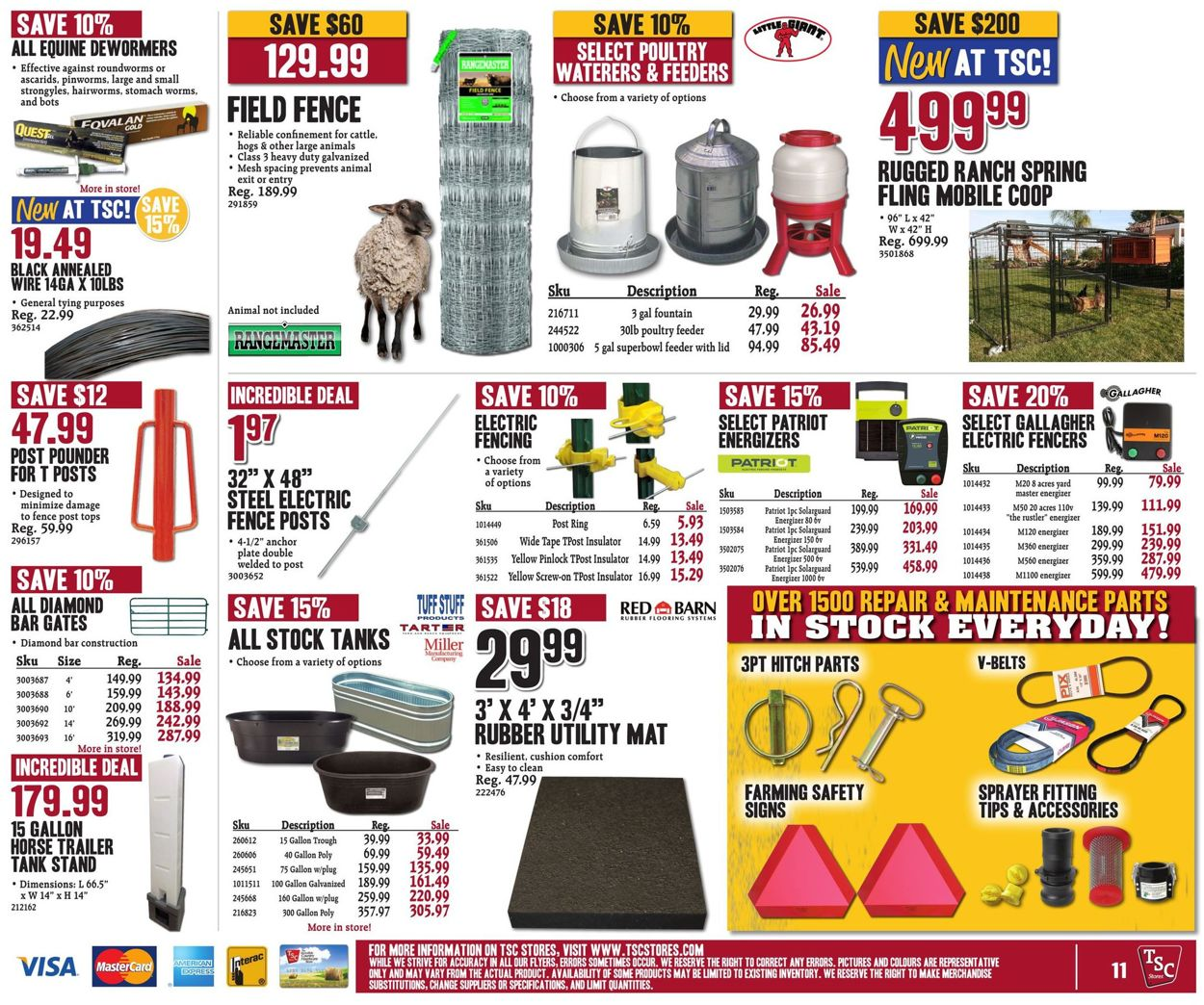 TSC Stores Flyer - 09/03-09/10/2020 (Page 15)
