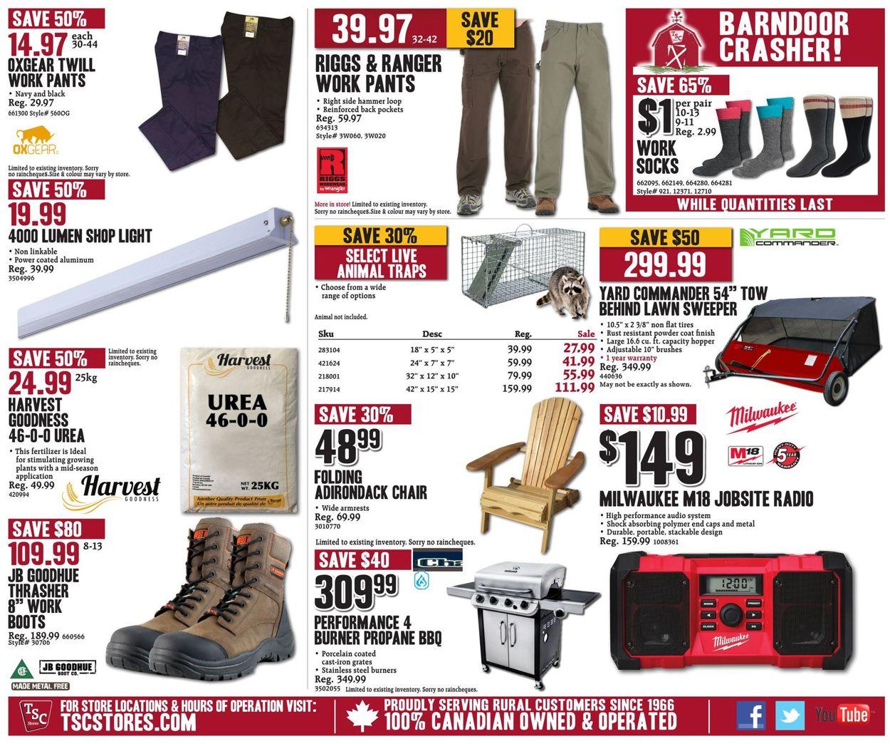 TSC Stores Flyer - 09/03-09/10/2020 (Page 16)