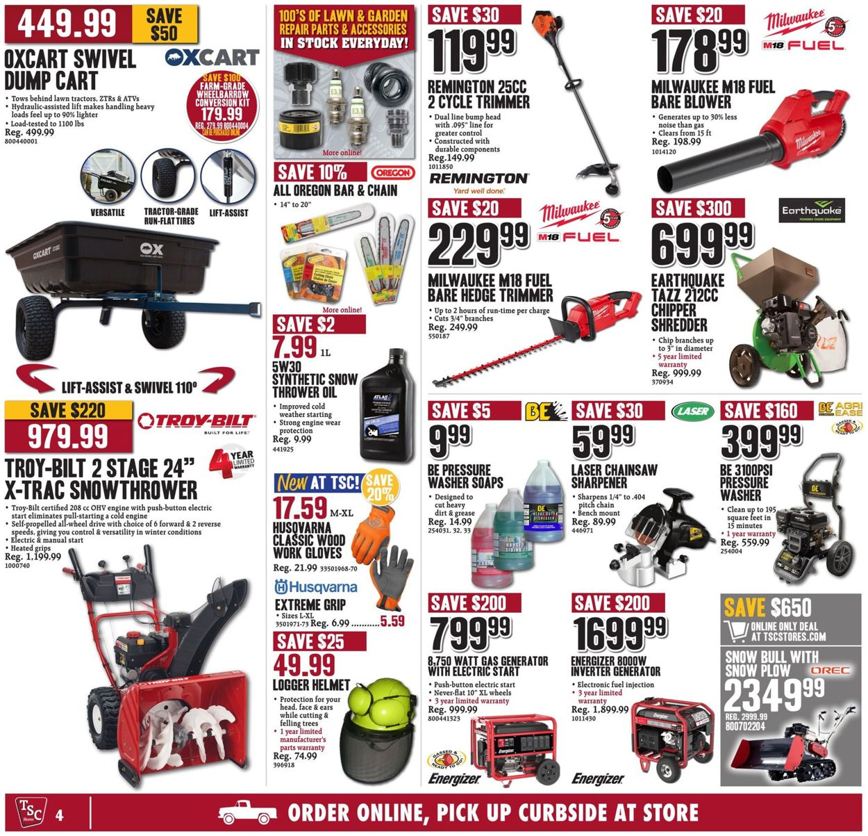 TSC Stores Flyer - 09/11-09/17/2020 (Page 4)