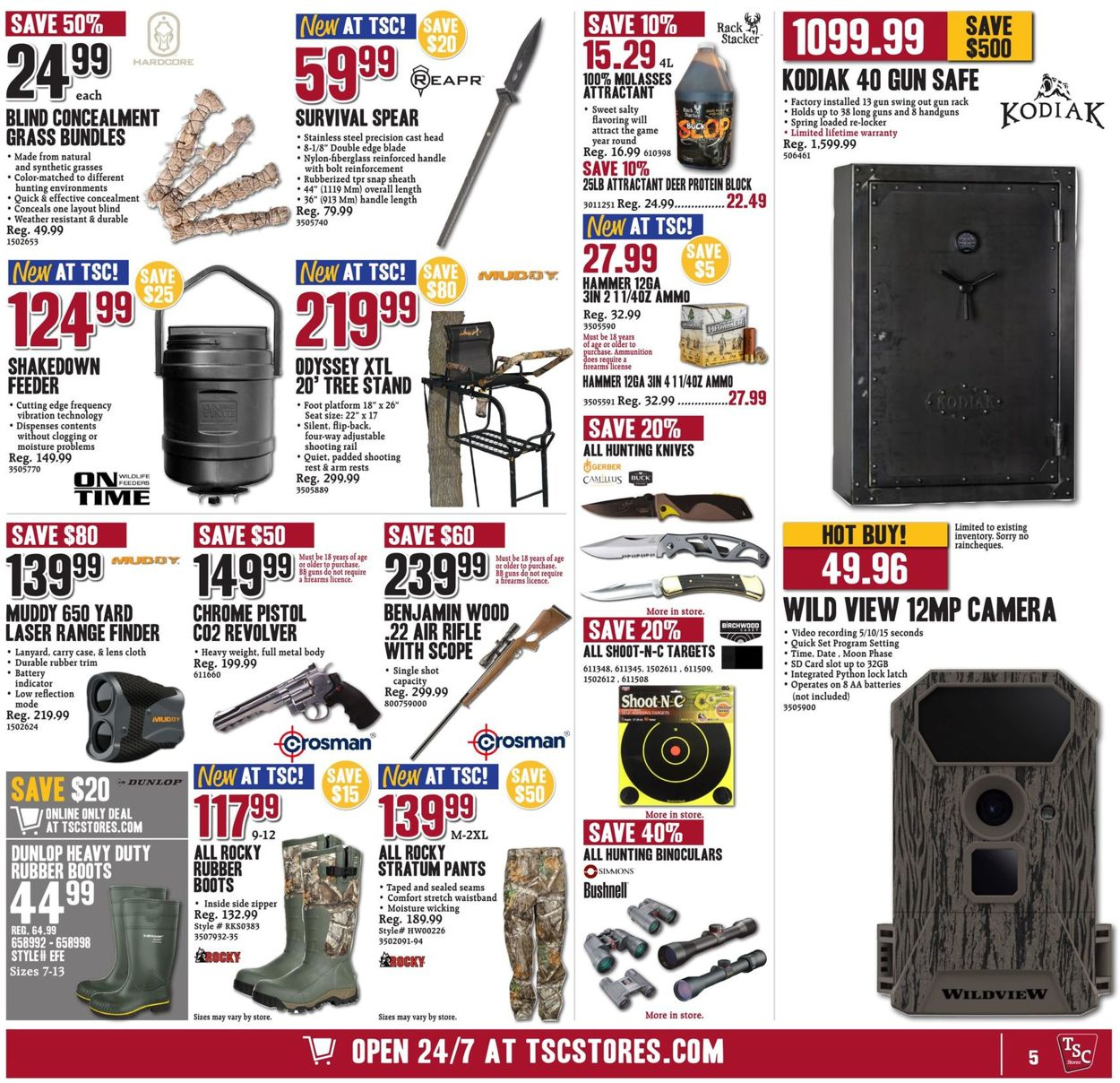 TSC Stores Flyer - 09/11-09/17/2020 (Page 5)