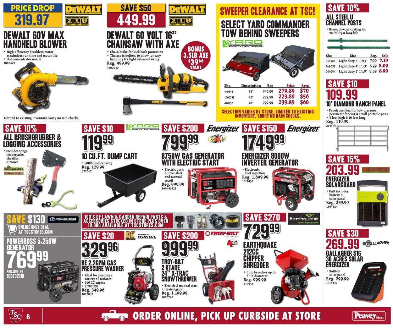 TSC Stores Flyer - 10/23-10/29/2020 (Page 12)