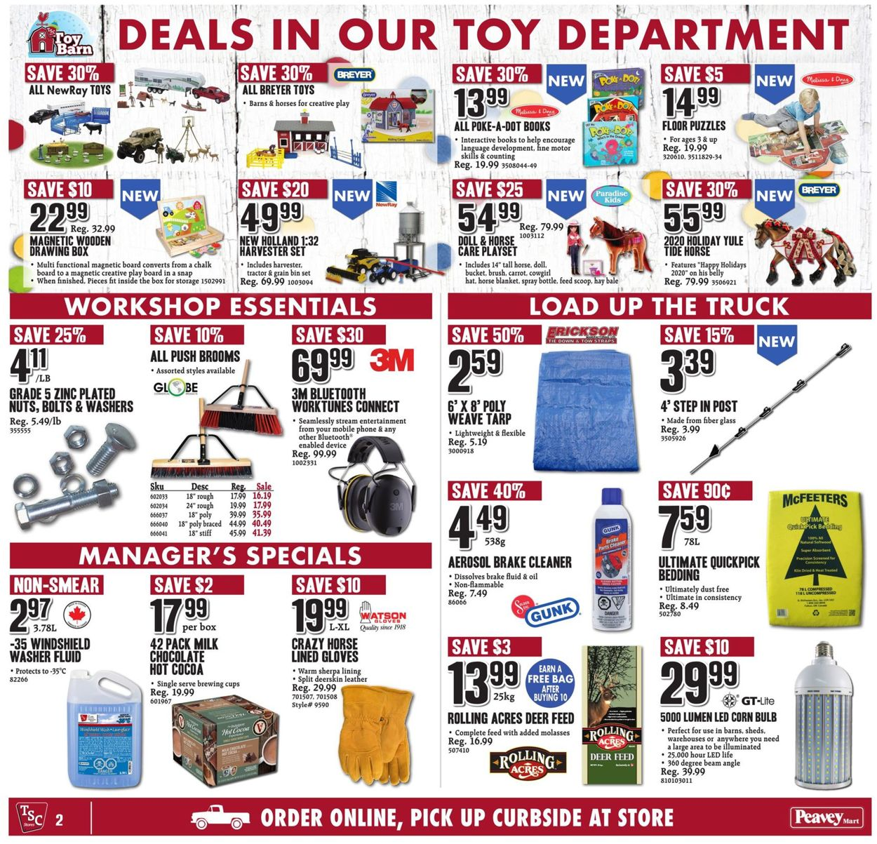 TSC Stores Flyer - 11/19-11/25/2020 (Page 3)