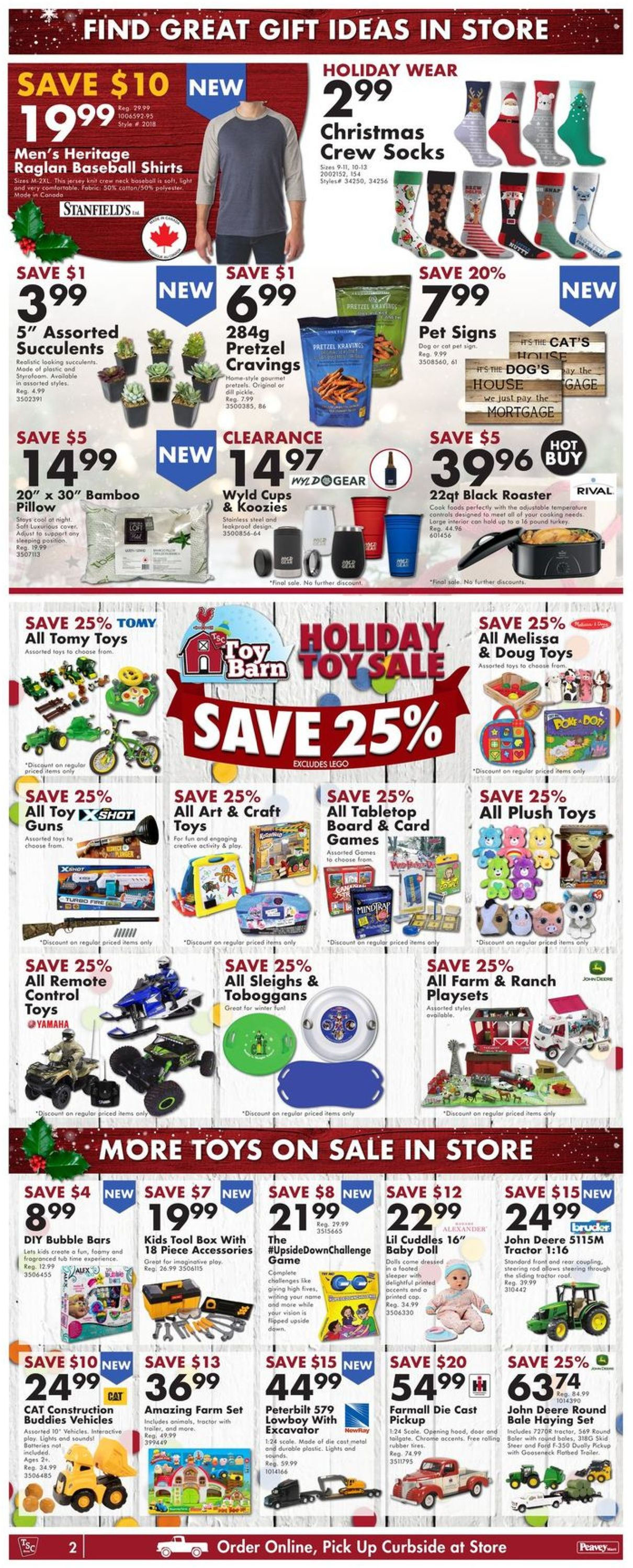 TSC Stores - Holiday 2020 Flyer - 12/04-12/09/2020 (Page 5)