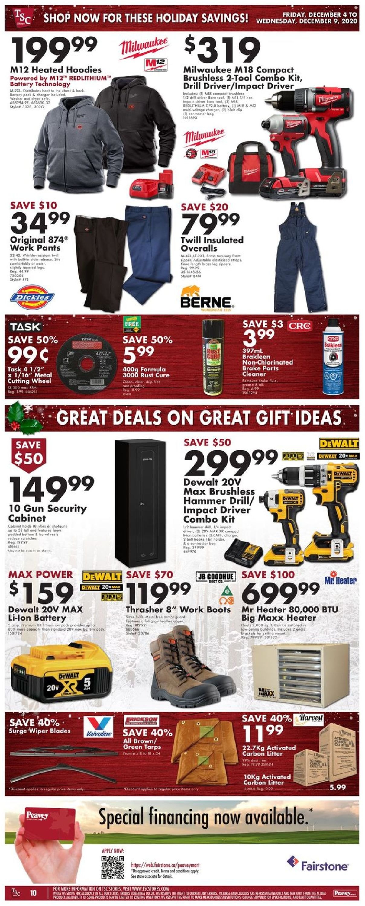 TSC Stores - Holiday 2020 Flyer - 12/04-12/09/2020 (Page 14)