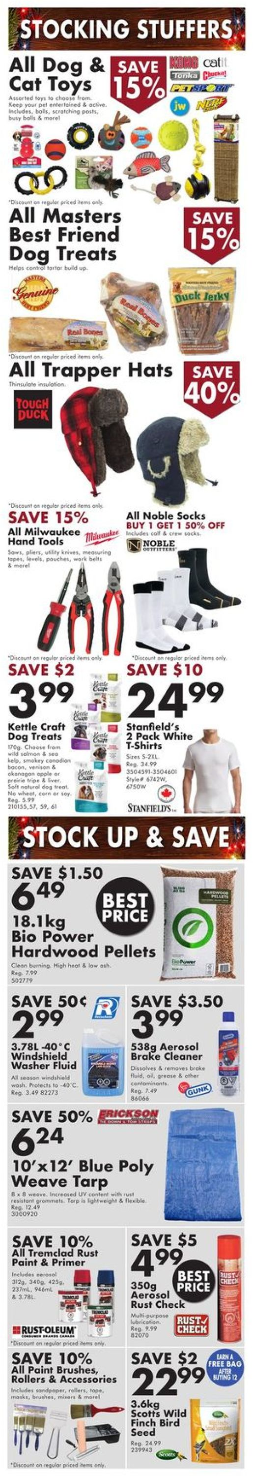 TSC Stores - Holiday 2020 Flyer - 12/10-12/16/2020 (Page 2)