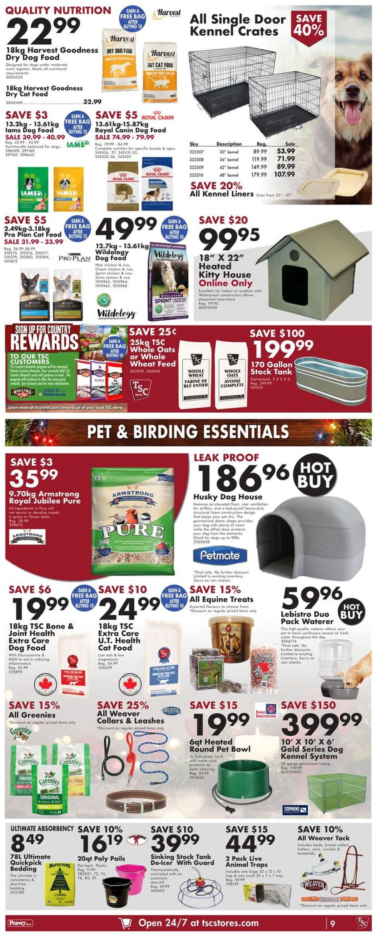 TSC Stores - Holiday 2020 Flyer - 12/10-12/16/2020 (Page 13)