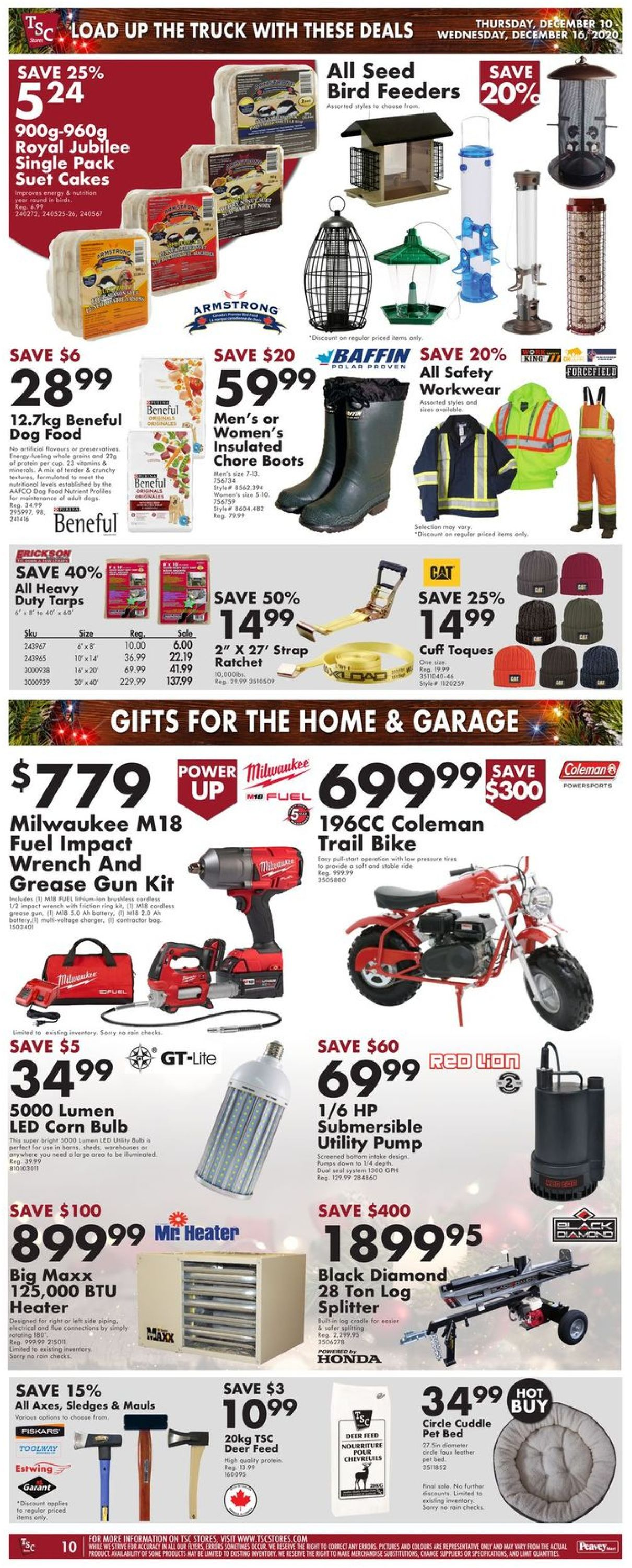 TSC Stores - Holiday 2020 Flyer - 12/10-12/16/2020 (Page 14)