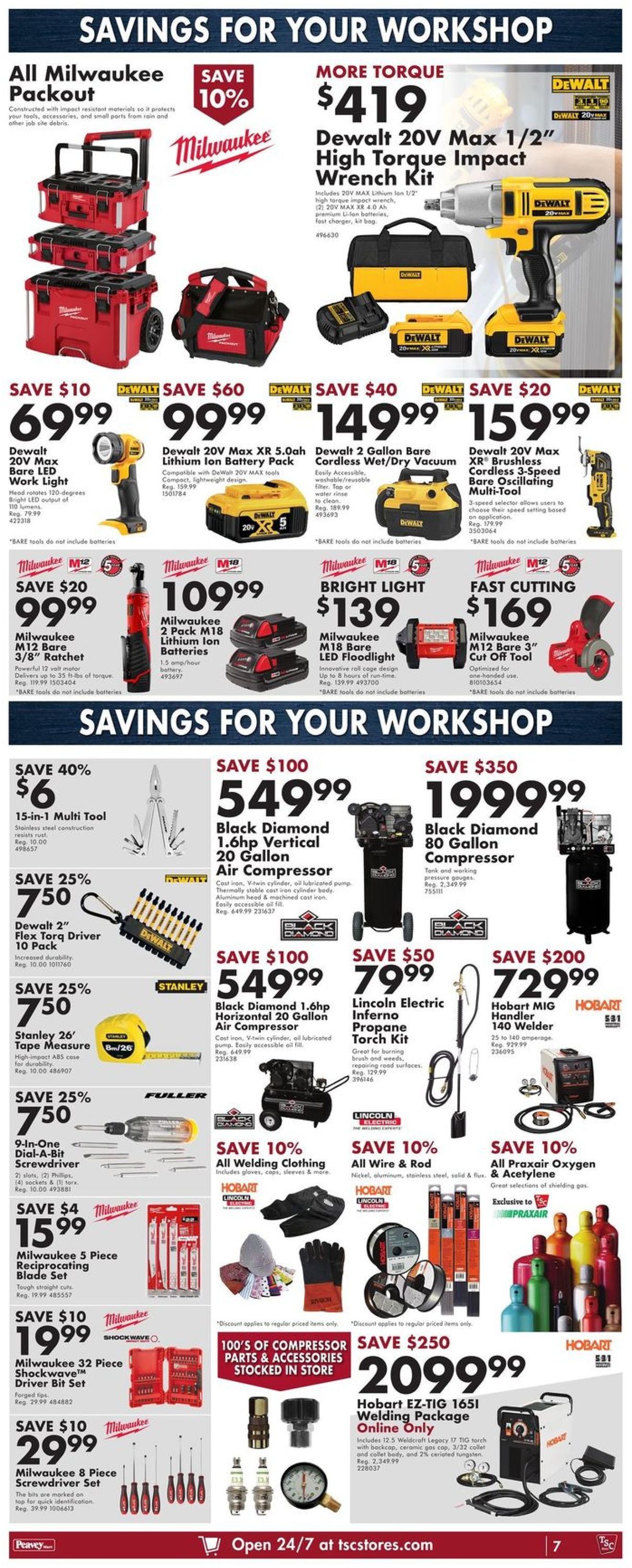 TSC Stores - Boxing Week 2020 Flyer - 12/24-12/30/2020 (Page 10)