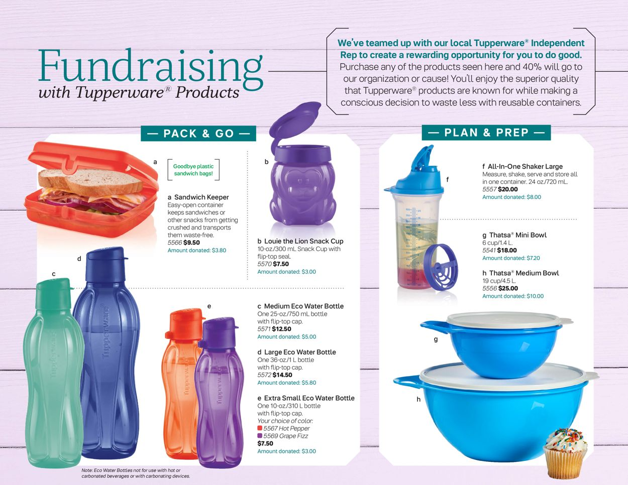 Tupperware Flyer - 01/11-07/11/2020 (Page 3)