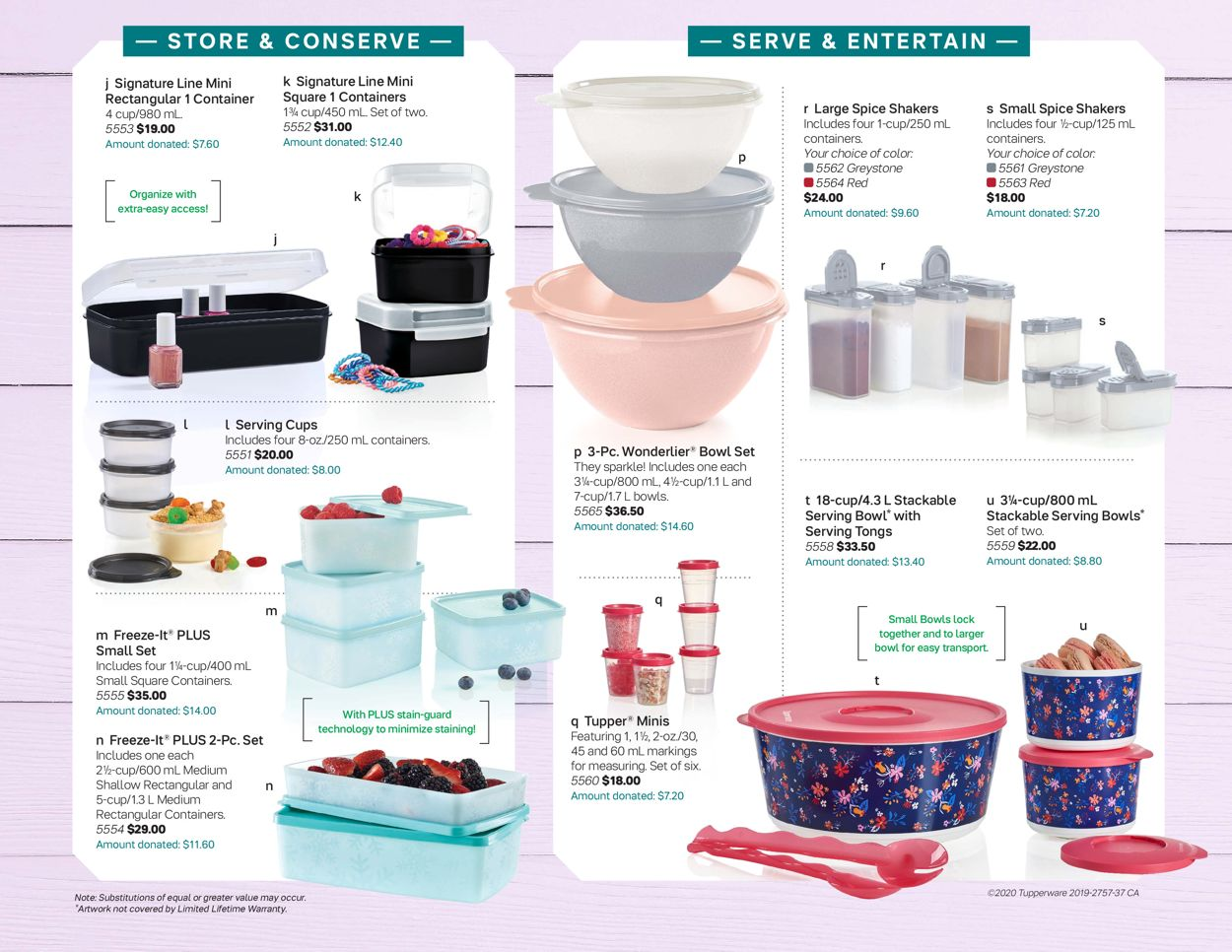 Tupperware Flyer - 01/11-07/11/2020 (Page 4)