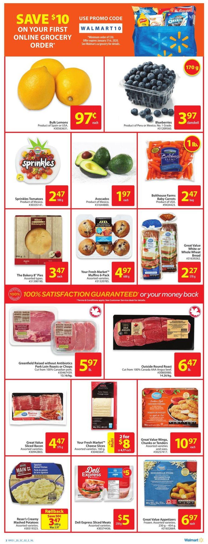 Walmart Flyer - 01/09-01/15/2020 (Page 2)