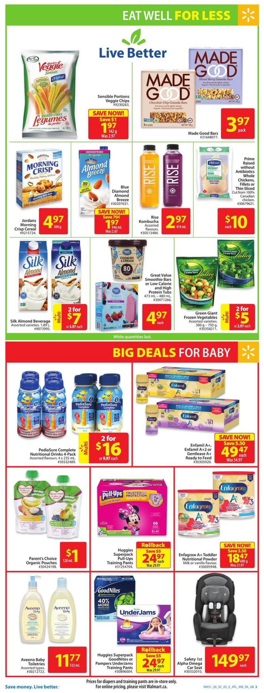 Walmart Flyer - 01/09-01/15/2020 (Page 3)