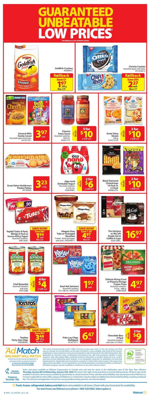 Walmart Flyer - 01/09-01/15/2020 (Page 4)