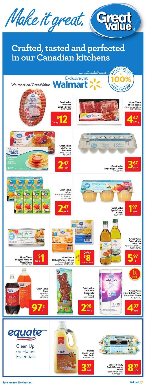 Walmart Flyer - 03/12-03/18/2020 (Page 4)