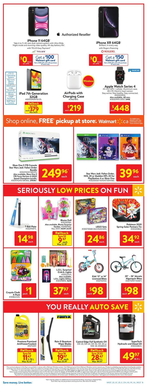 Walmart Flyer - 03/12-03/18/2020 (Page 10)