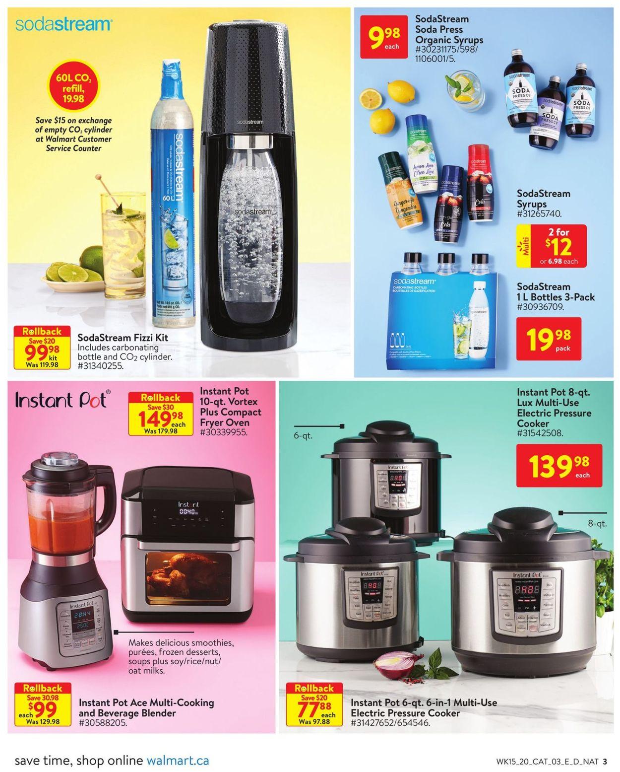 Walmart Flyer - 04/30-05/27/2020 (Page 3)