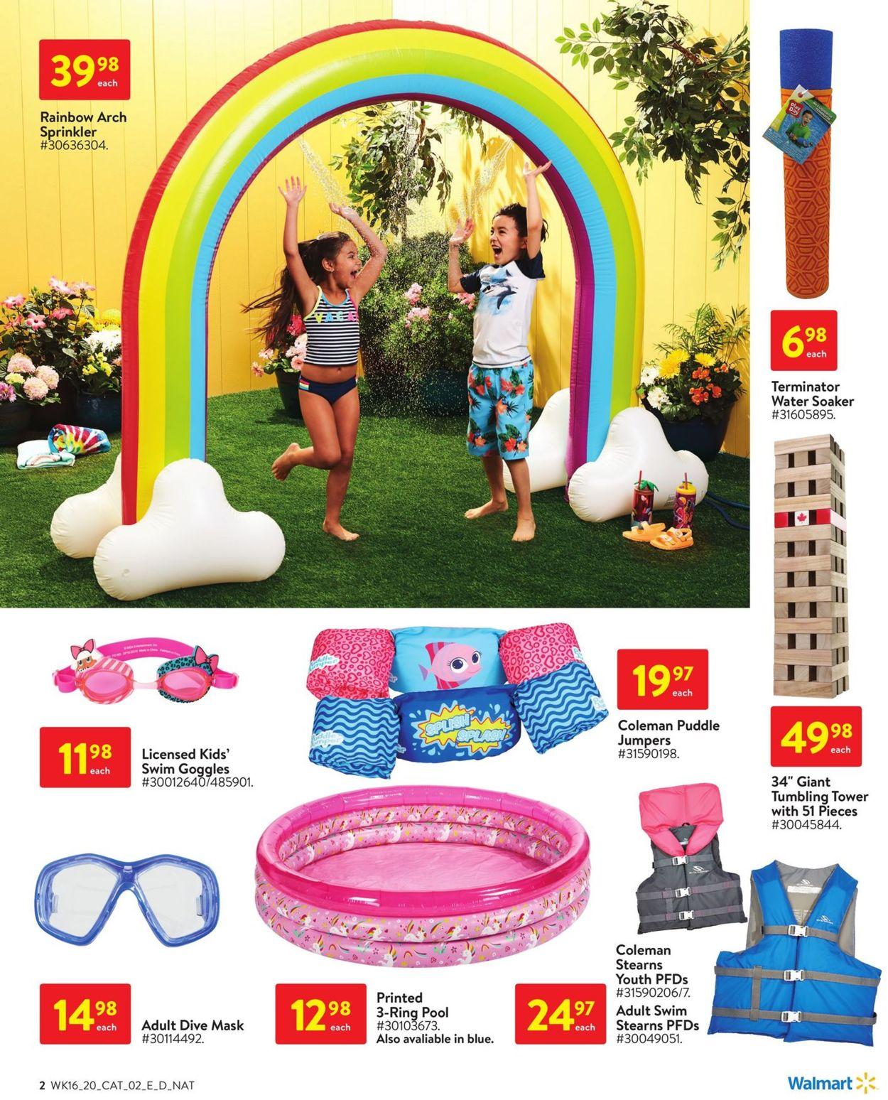 Walmart Flyer - 05/14-06/17/2020 (Page 2)