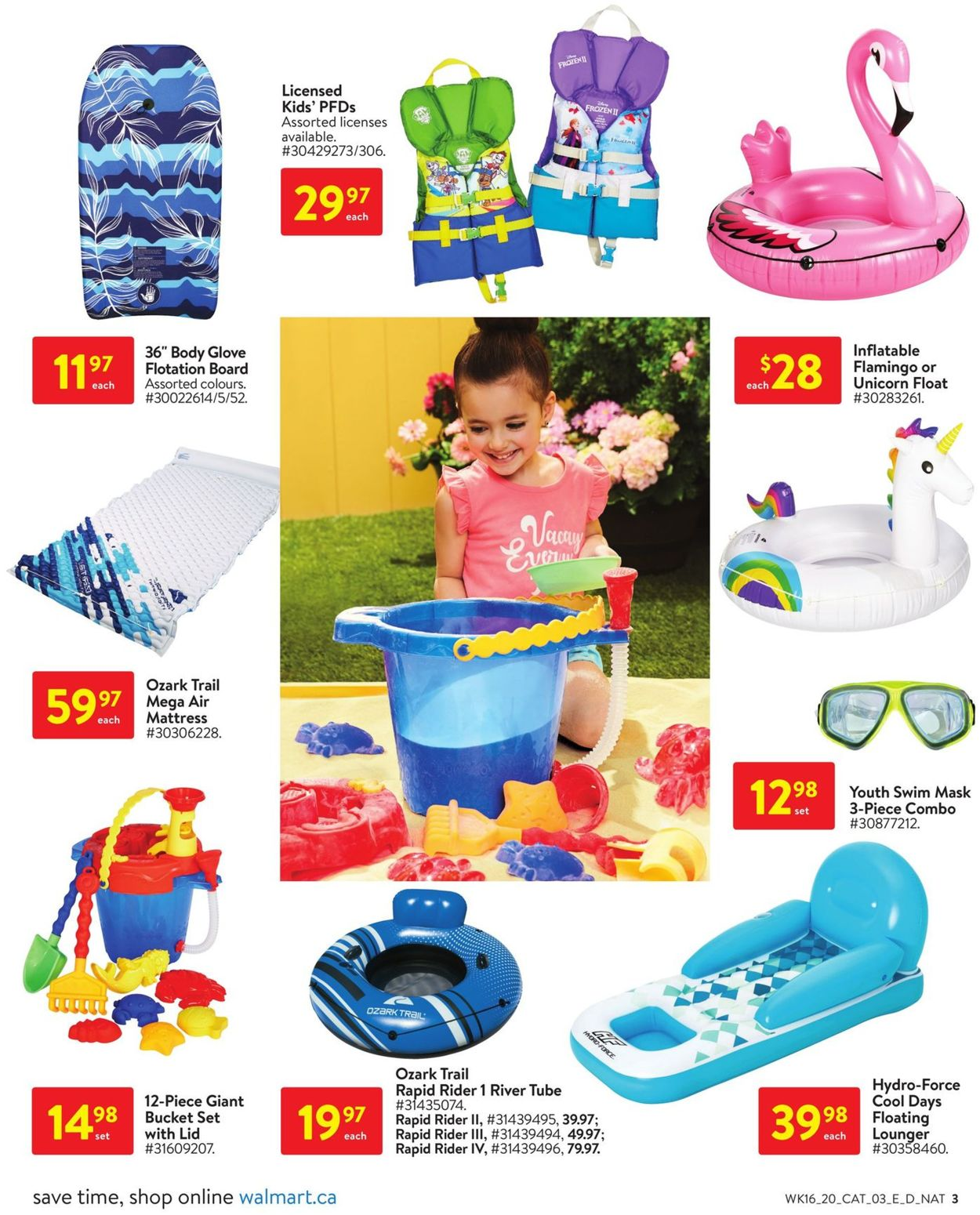 Walmart Flyer - 05/14-06/17/2020 (Page 3)