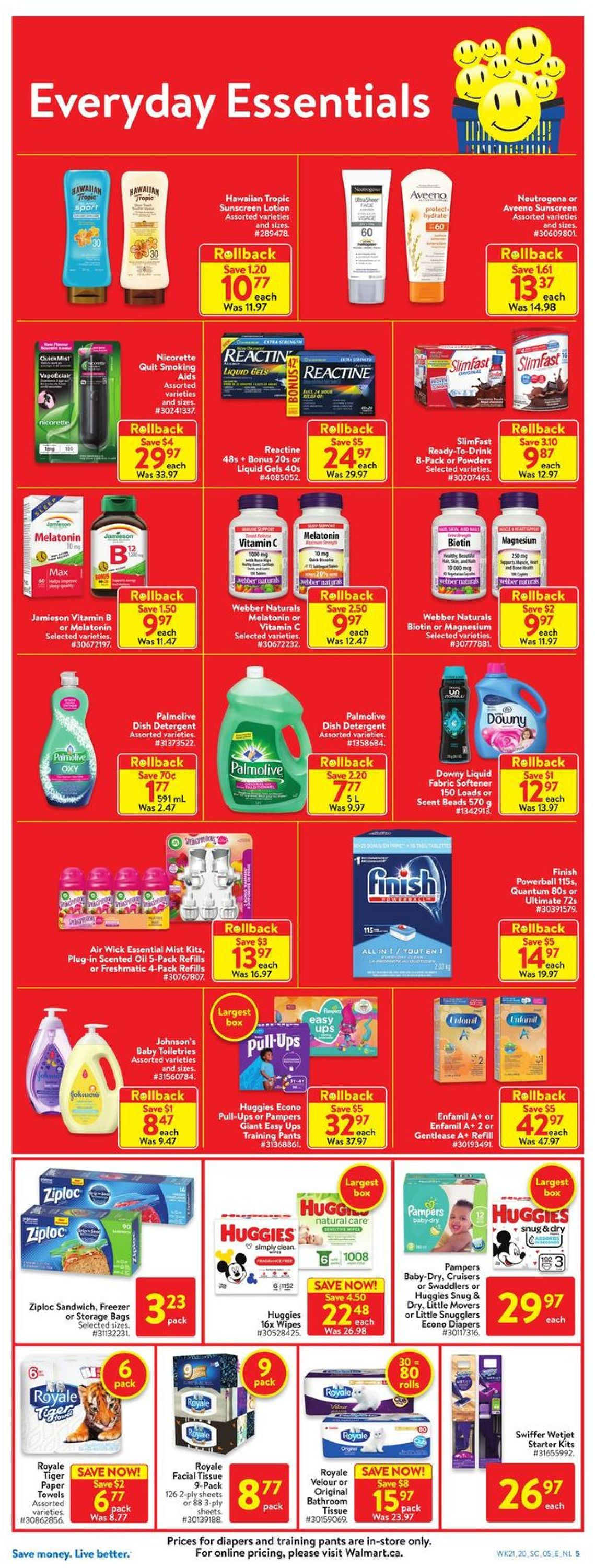 Walmart Flyer - 06/18-06/24/2020 (Page 8)