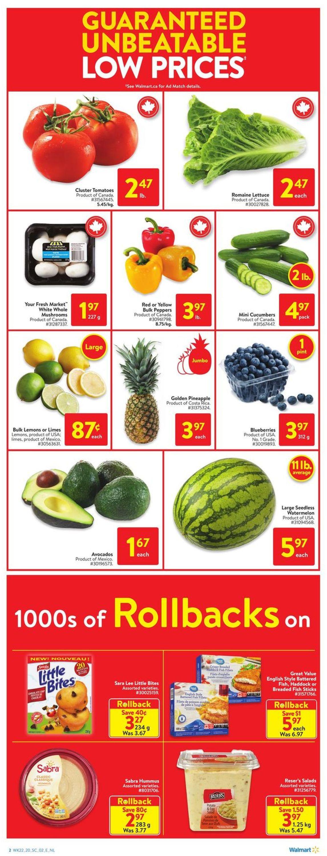 Walmart Flyer - 06/25-07/01/2020 (Page 3)
