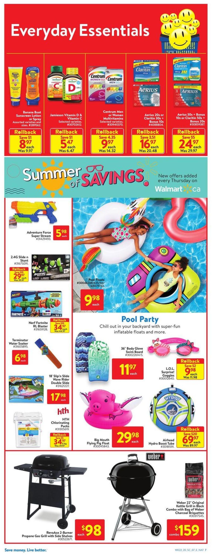 Walmart Flyer - 06/25-07/01/2020 (Page 15)