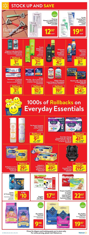 Walmart Flyer - 07/02-07/08/2020 (Page 9)