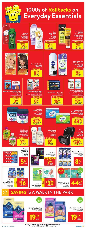 Walmart Flyer - 07/23-07/29/2020 (Page 6)