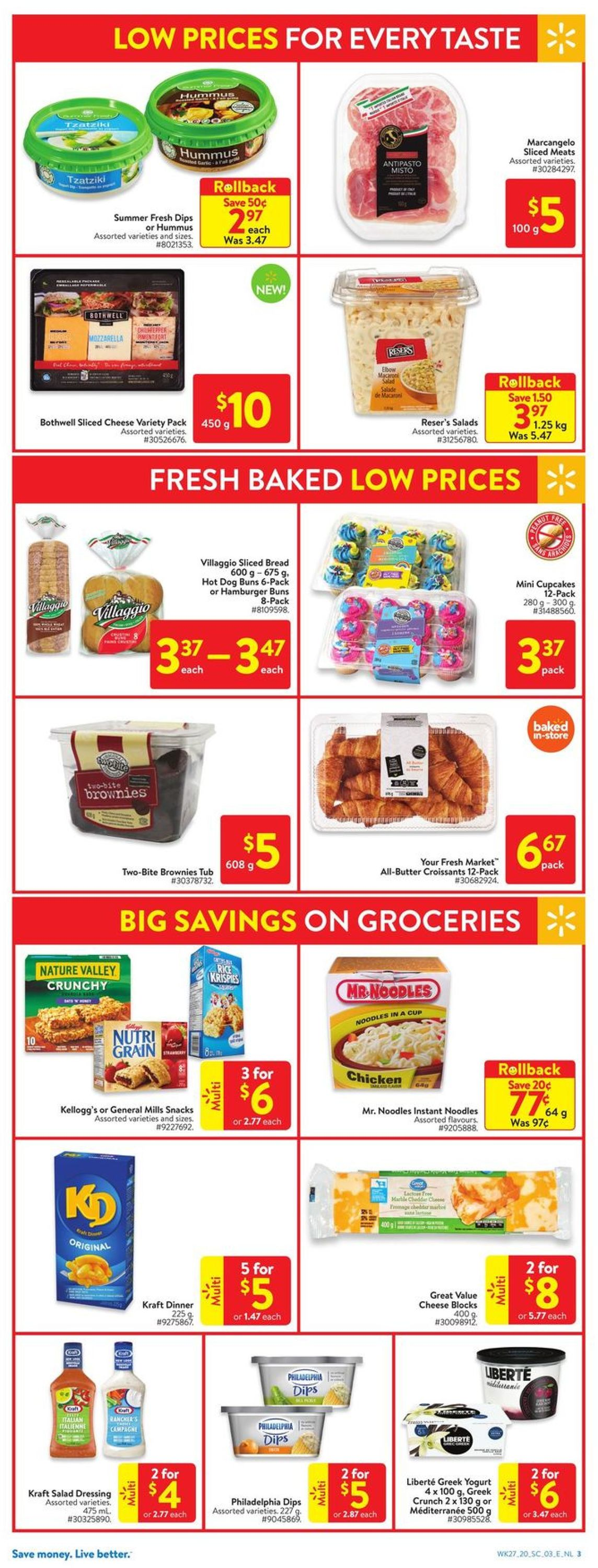 Walmart Flyer - 07/30-08/05/2020 (Page 5)
