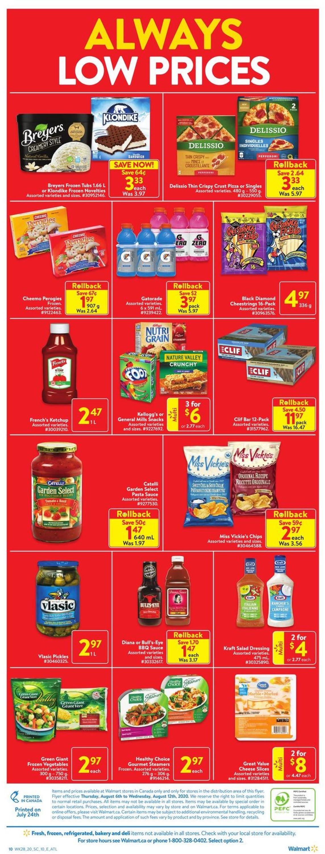 Walmart Flyer - 08/06-08/12/2020 (Page 4)